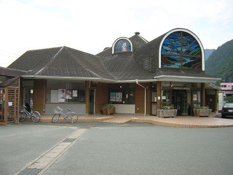 Shizuoka Prefecture Railway Stations: Iida Line (in Tenryuu Ku.