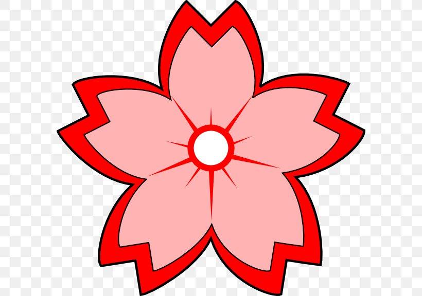 Cherry Blossom Clip Art, PNG, 600x576px, Cherry Blossom.