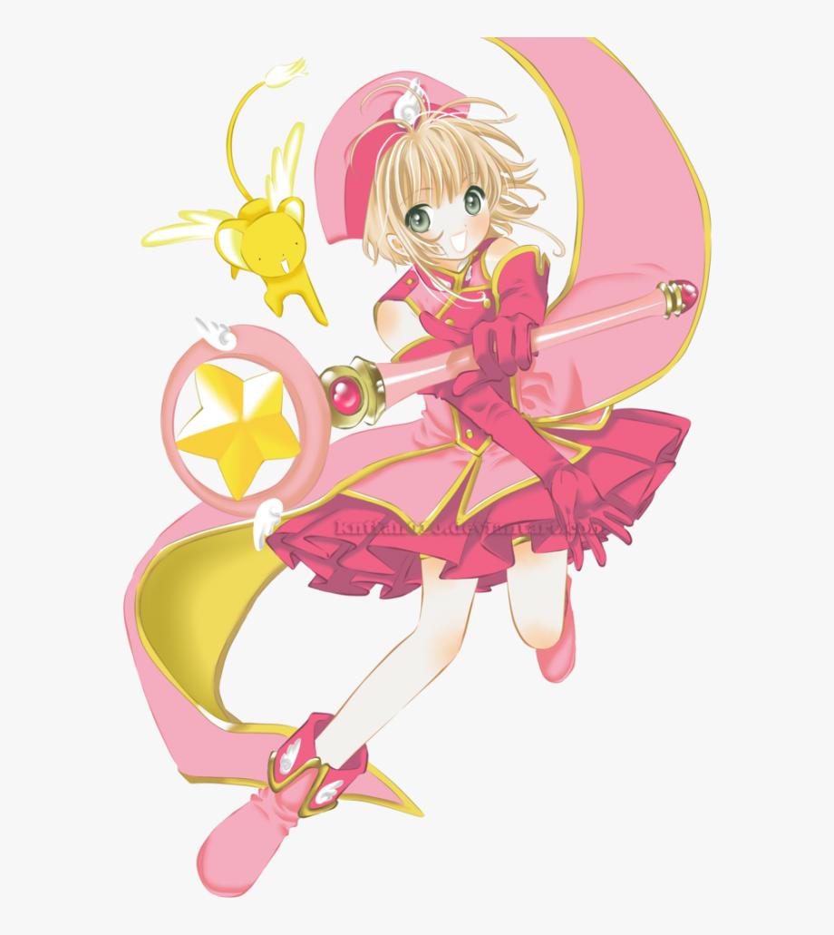 Sakura Card Captor Png.