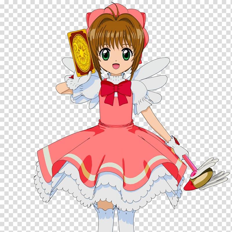 Sakura Kinomoto Cerberus Cardcaptor Sakura: Clear Card.