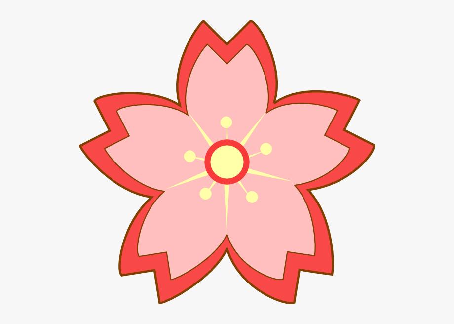 Original Png Clip Art File Sakura Blossom Svg Images.
