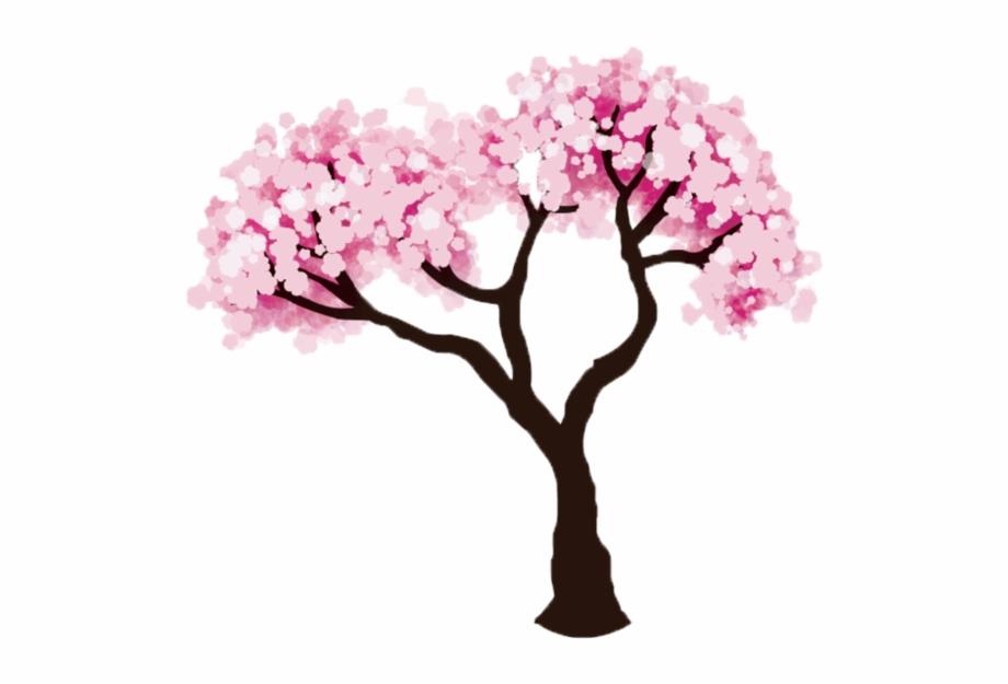 Blossom Clipart Springtime Tree.