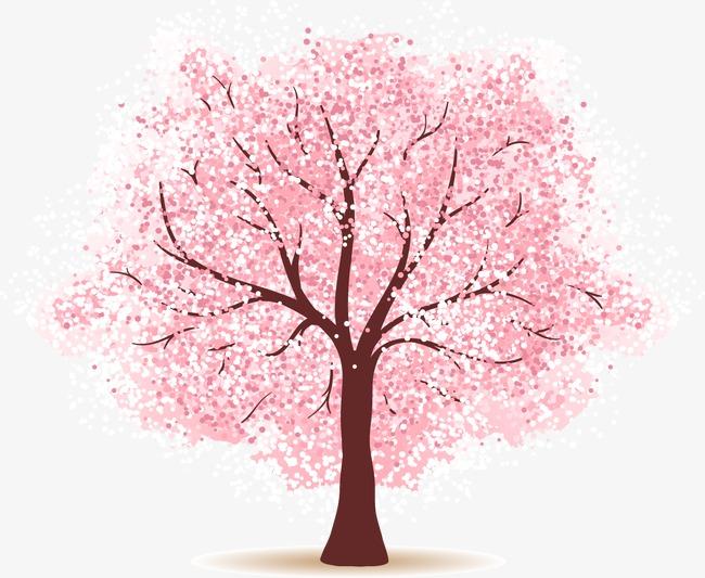 Cherry Blossom Tree PNG HD Transparent Cherry Blossom Tree.