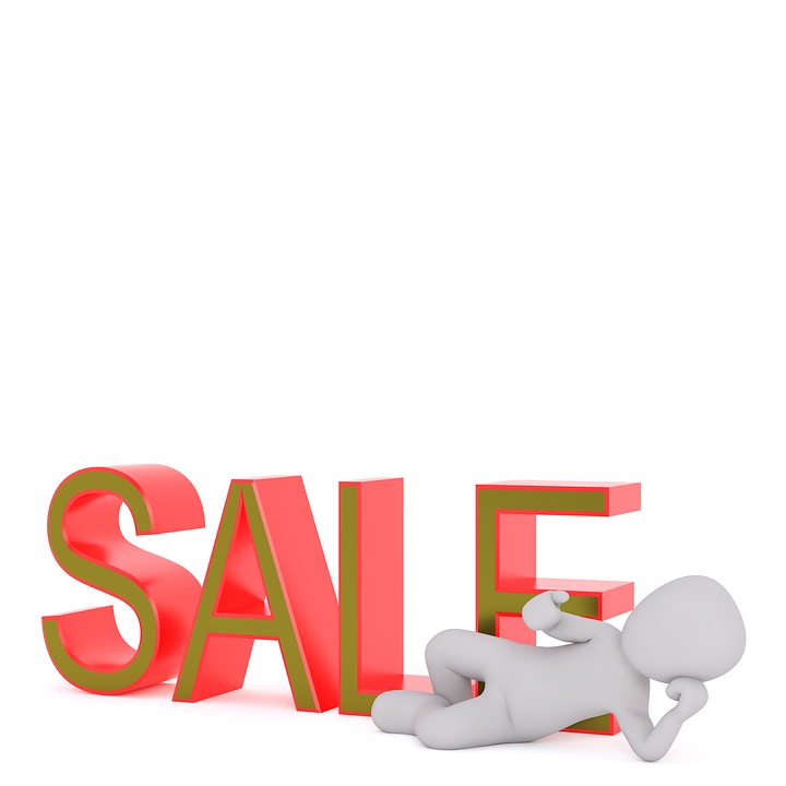 Free illustration: Sale, Sale Sign, Sell, Lettering.
