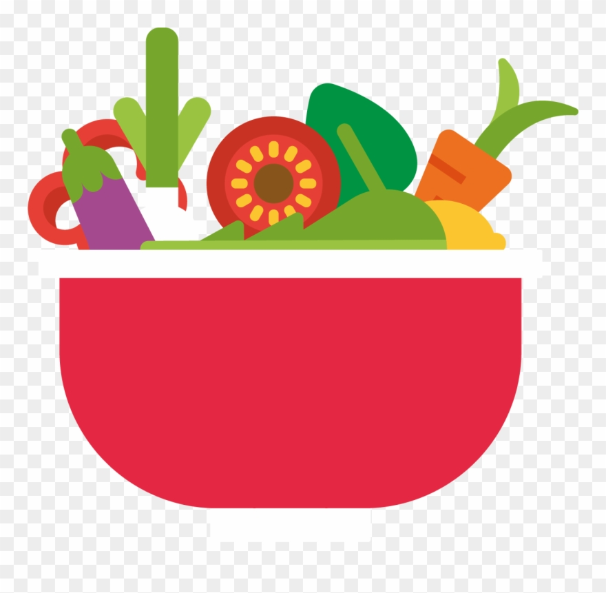 Salad Bowl Clip Art Transparent.