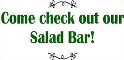 Free Salad Bar Clipart.