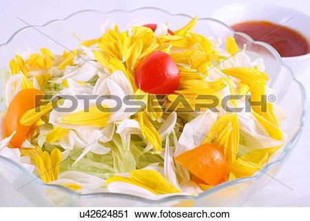 Stock Photography of Flavor chrysanthemum u42624851.