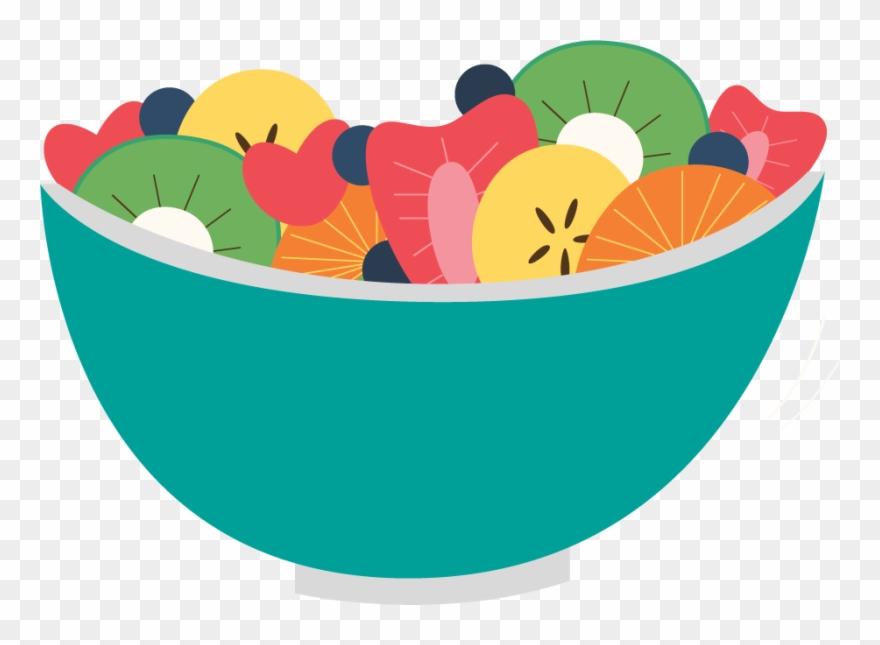 Pin Salad Images Clip Art.