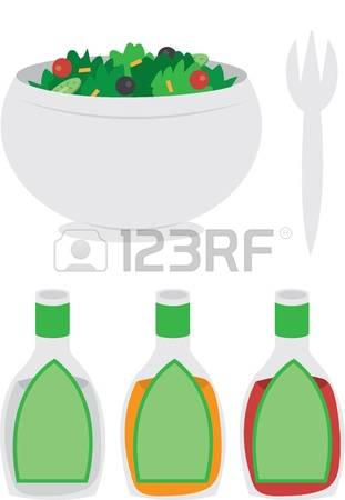 368 Salad Dressing Cliparts, Stock Vector And Royalty Free Salad.