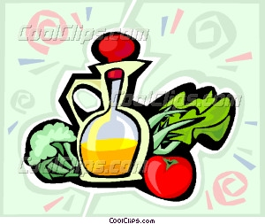 Salad Dressing Vector Clip Art #XkwZmv.