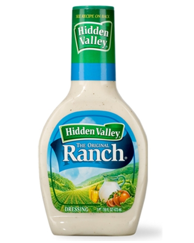 Ranch Salad Dressing Clipart.