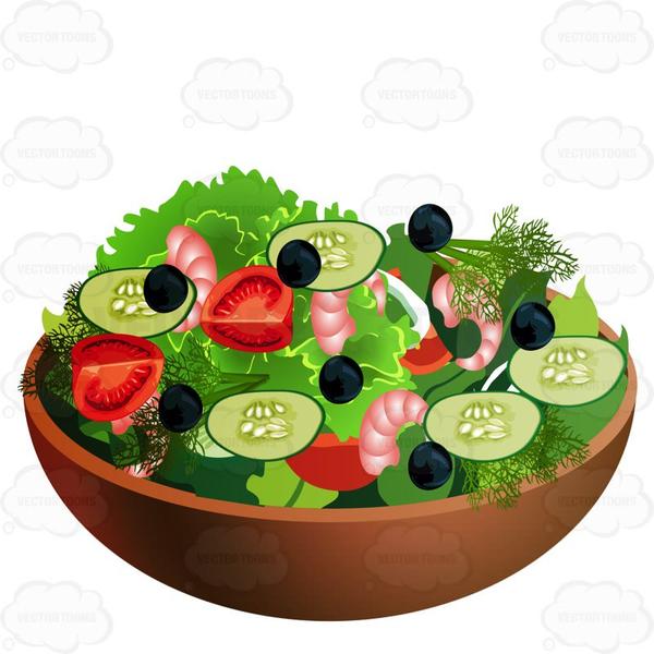 Salad Bar Clipart Free.