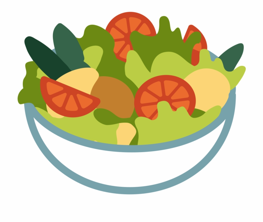Download High Quality salad clipart transparent background.