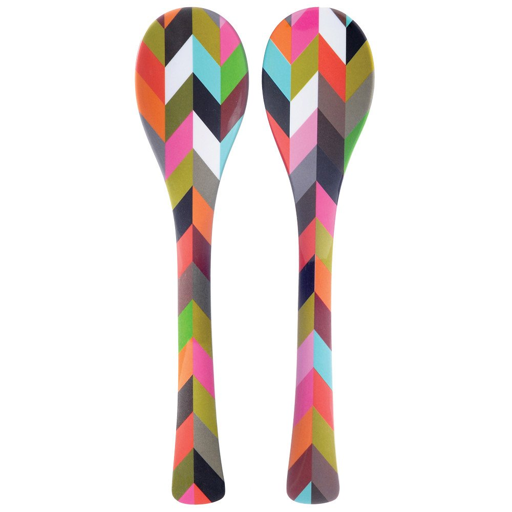 Ziggy Salad Servers.