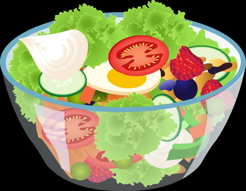 vegetable salad clipart salad clipart saladclipart vegetable clip.
