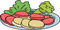 Free Vegetable Clipart Clipart.