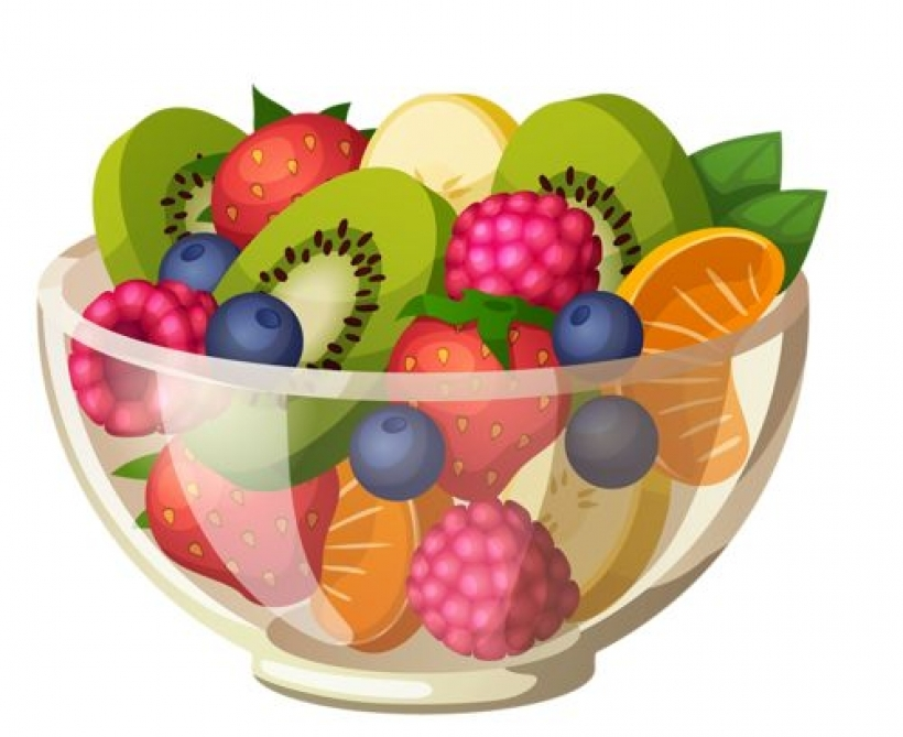 fruit salad clipart salad vegetable clip art downloadclipart.