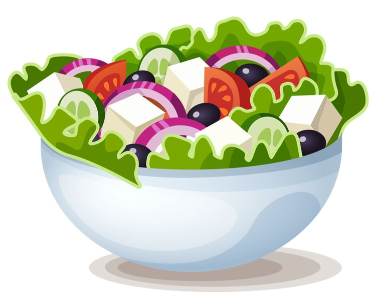 Clipart salade » Clipart Station.