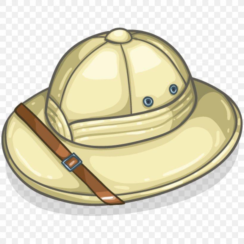 Hat Pith Helmet Headgear Salakot Clip Art, PNG, 1024x1024px.