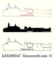 Salamanca Clip Art Illustrations. 33 salamanca clipart EPS vector.