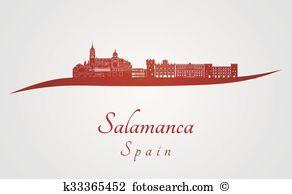 Salamanca clipart #18