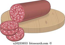 Salami Clipart Illustrations. 3,041 salami clip art vector EPS.