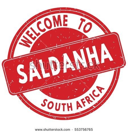 Saldanha Stock Photos, Royalty.