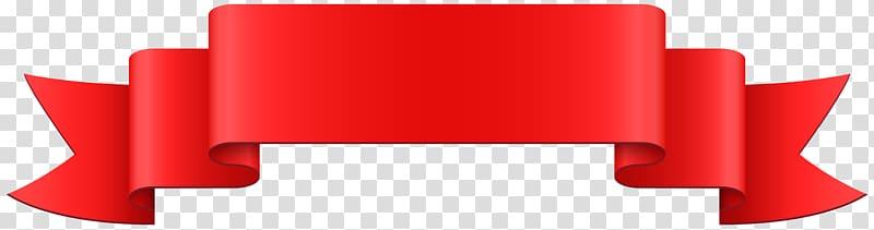 Banner Ribbon , Red Banner sale Banner transparent.