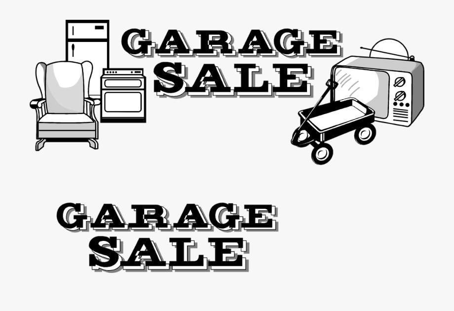 Garage Sale Free A Garage Sale Clipart.