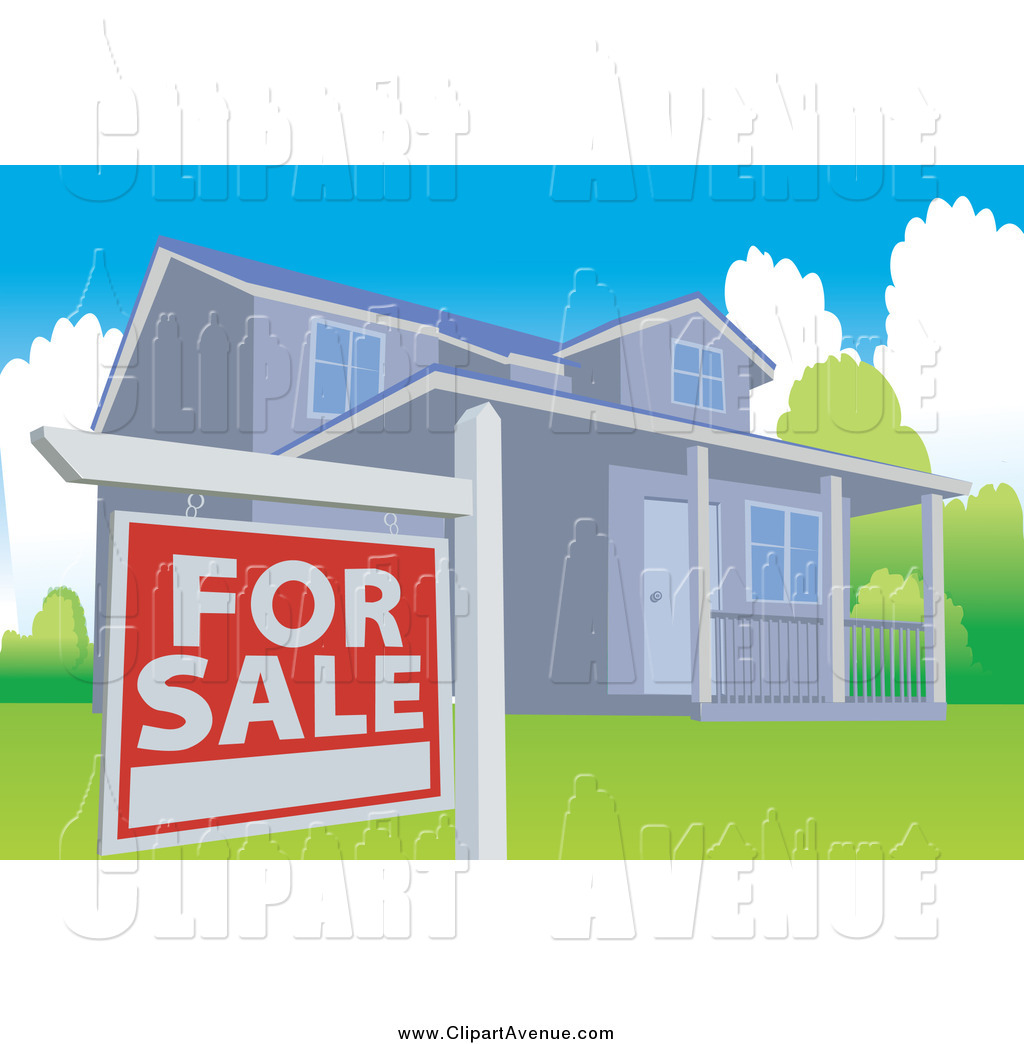 House For Sale Clipart Free.