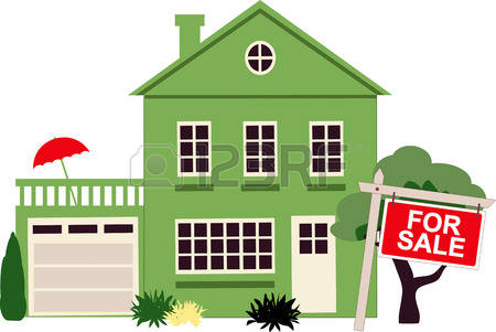 5,220 House For Sale Stock Illustrations, Cliparts And Royalty.