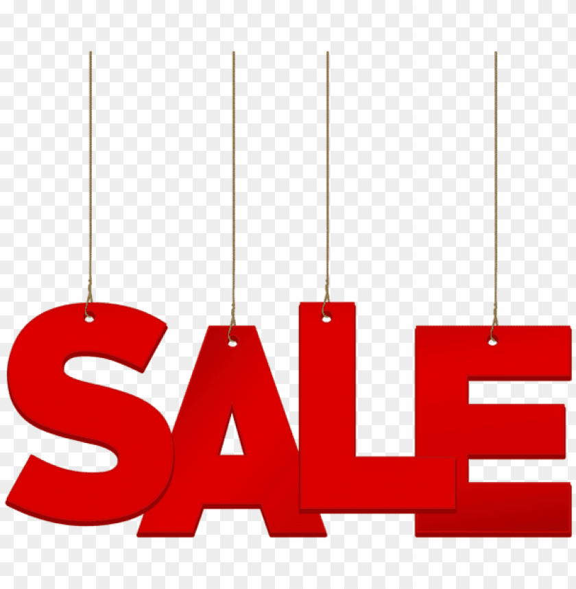 Download hanging sale clipart png photo.