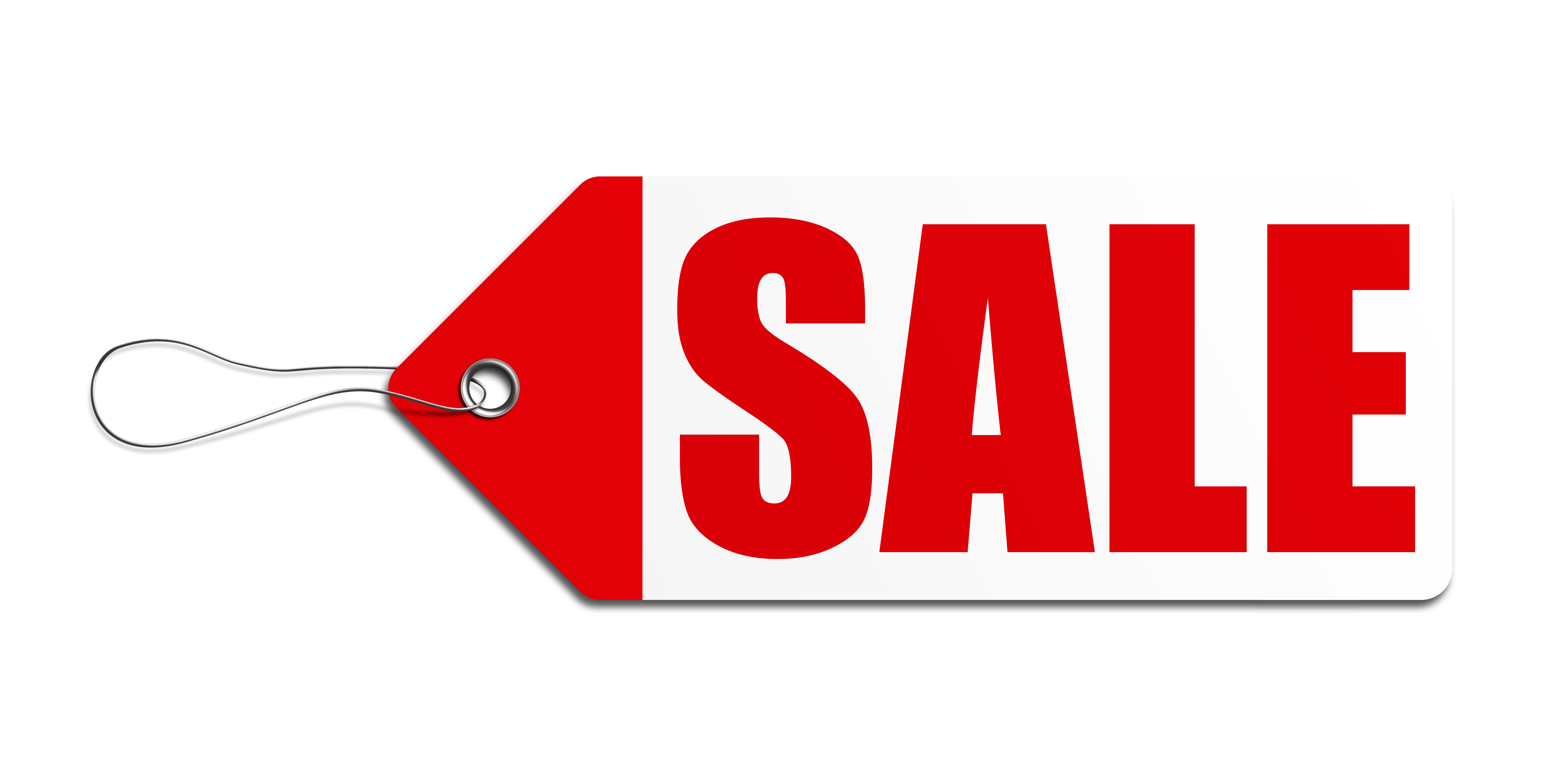 Sale Tag PNG Clipart #20930.