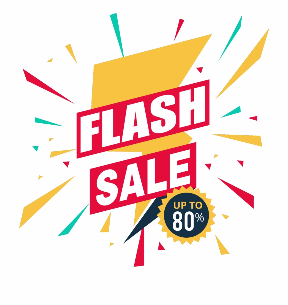 Flash Sale Png Image Hd.