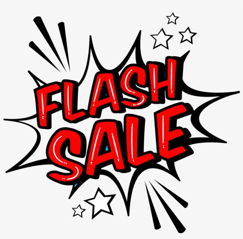 Flash Sale Vectors Png.
