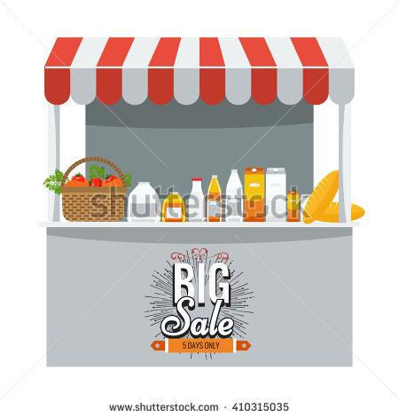 Food Shelf Stock Vectors, Images & Vector Art.
