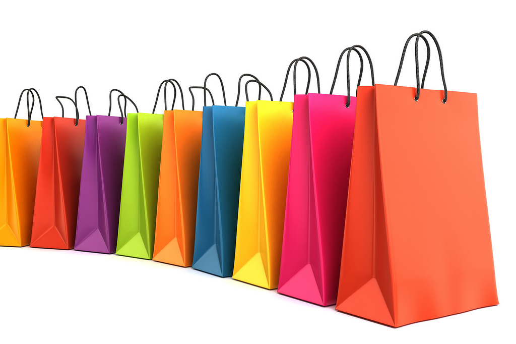 Sale shopping clipart.