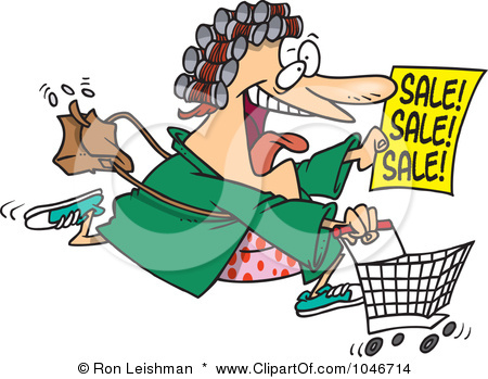 Sale Shopping Clipart