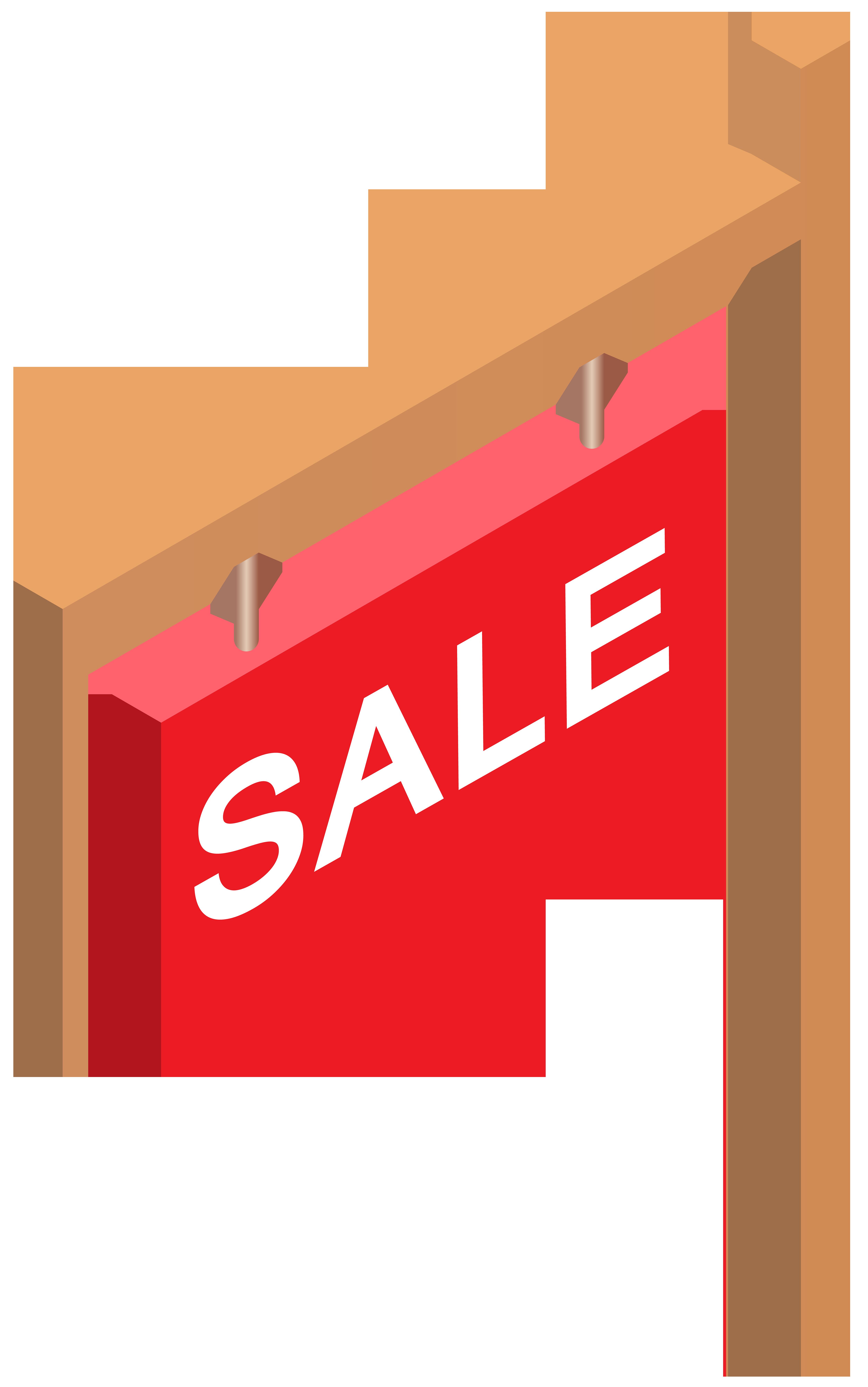 Sale Sign Clip Art PNG Image.