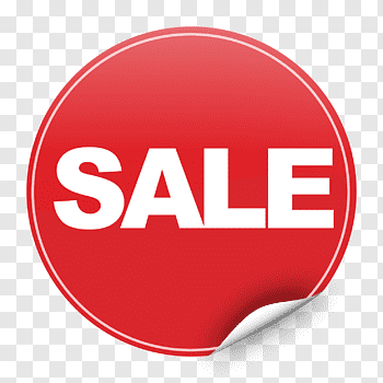 Sale Stickers cutout PNG & clipart images.