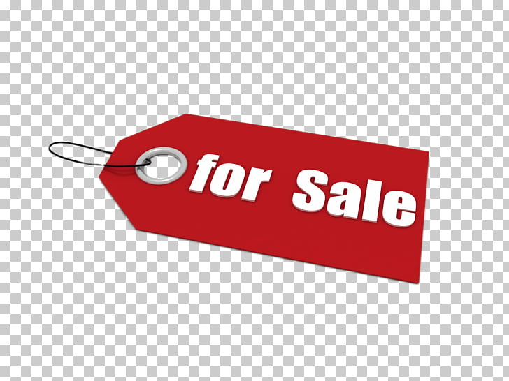 For Sale Tag, red for sale tag PNG clipart.
