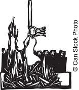 Salem witch trials Vector Clipart EPS Images. 4 Salem witch.