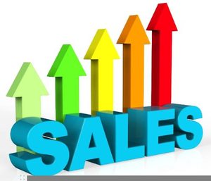 Marketing And Sales Clipart.
