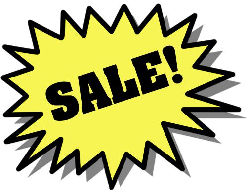 Sales Clipart.