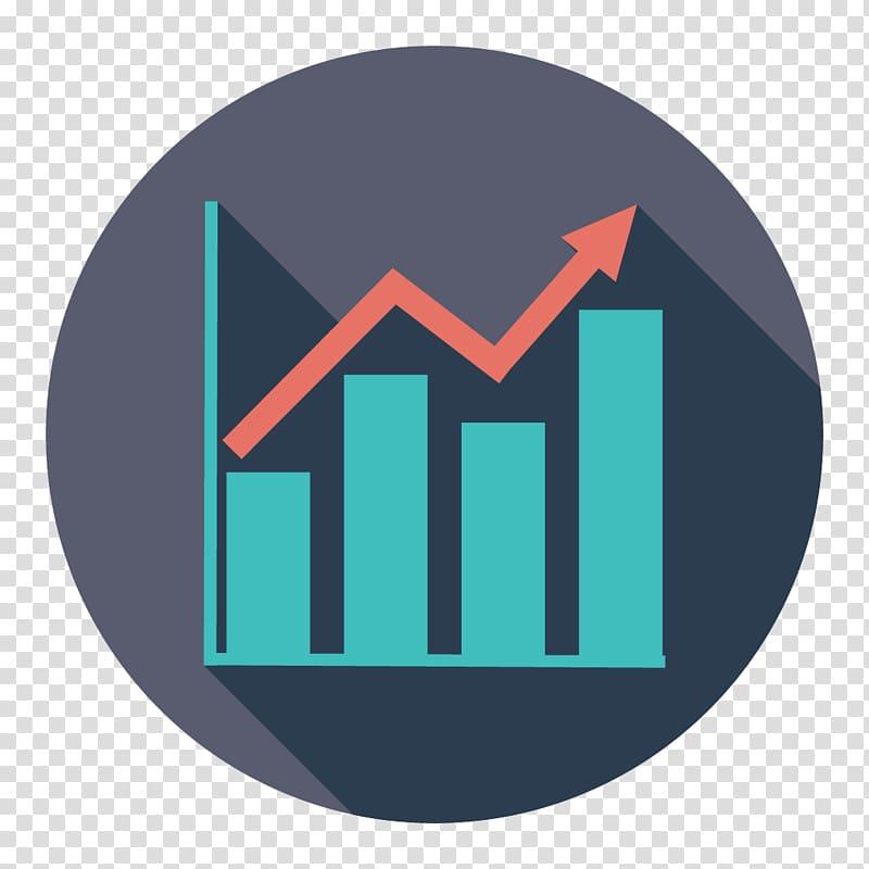 Sales Management Graph of a function, Marketing transparent.