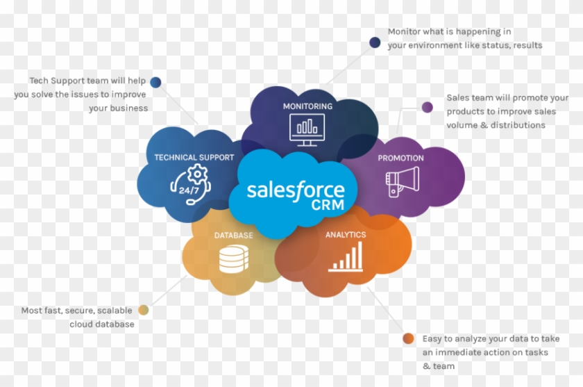 Salesforce Crm Consulting Services Company In Usa.