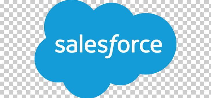 Salesforce.com Business Partner Logo Customer Relationship.