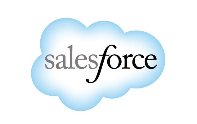 Download Free png salesforce logo.