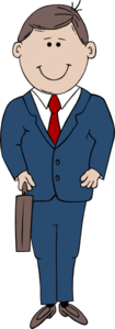 Salesman Clip Art, Salesman New Free Clipart.