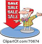 Salesman clipart #13